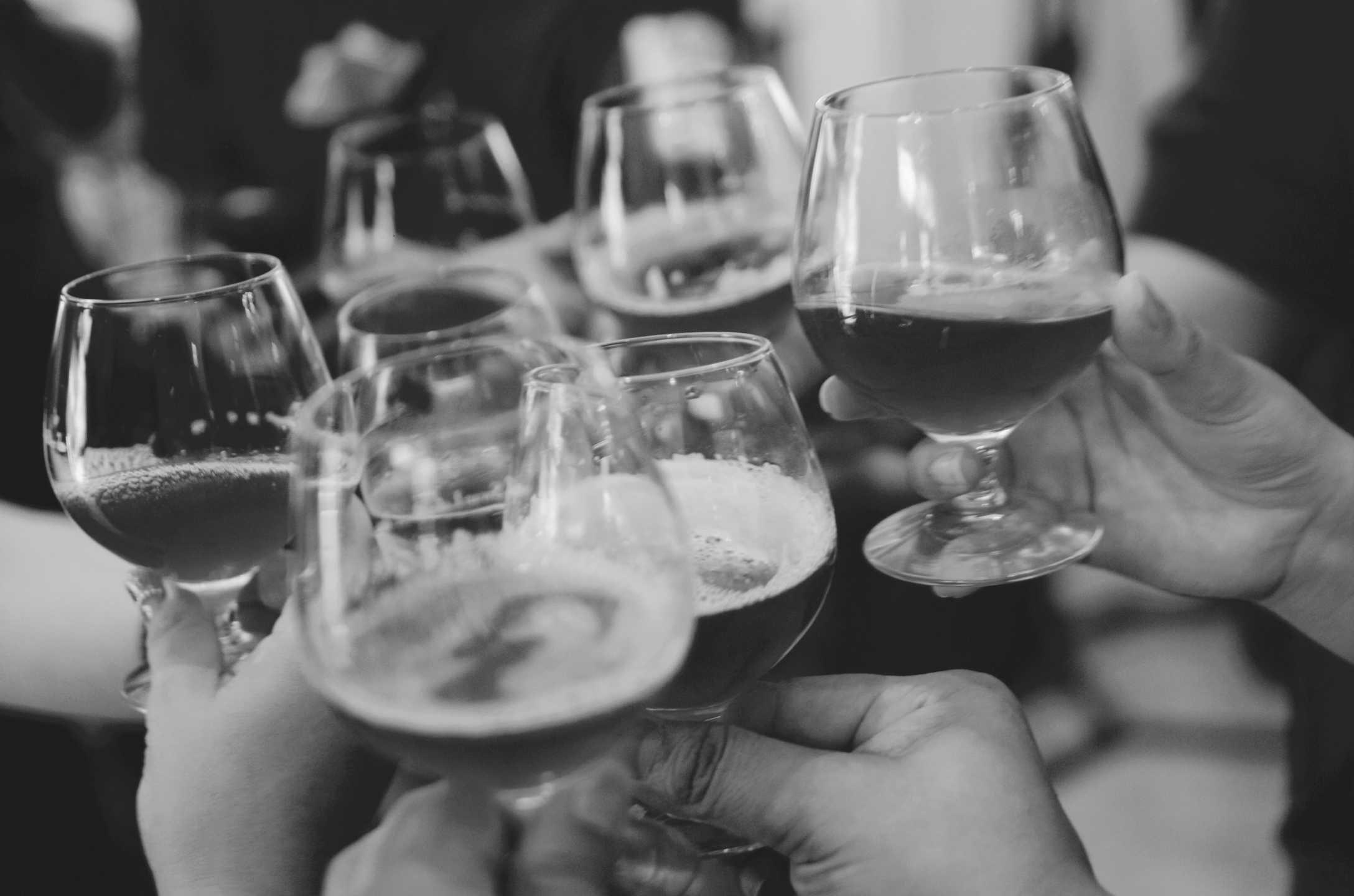 Style nałogowego picia alkoholu